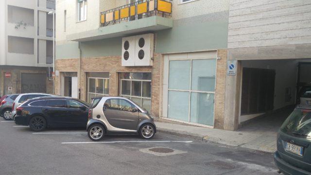 Locale Commerciale – Cagliari